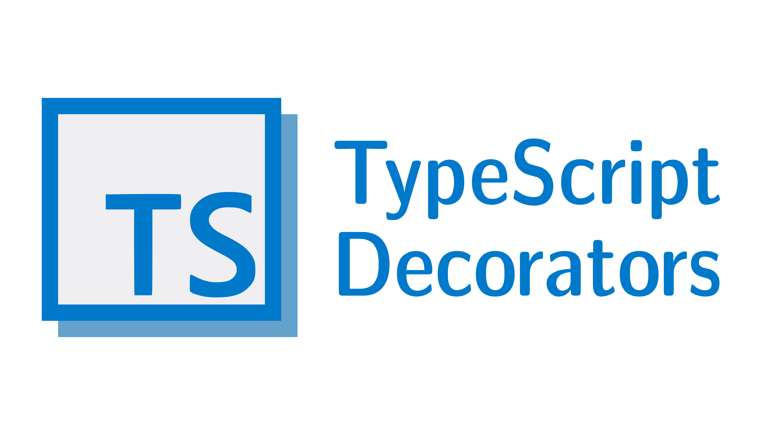 Typescript Decorators Property Decorators